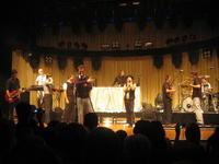 Brote auf der Bühne